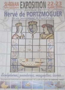 Affiche - Hervé de Portzmoguer
