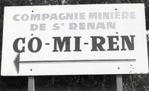 Panneau La COMIREN